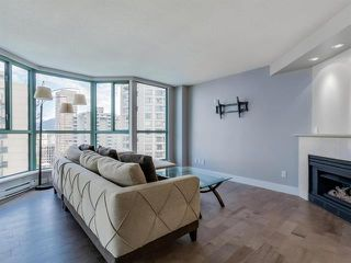 Photo 5: 901 789 JERVIS STREET in : Vancouver West Condo for sale : MLS®# R2085949