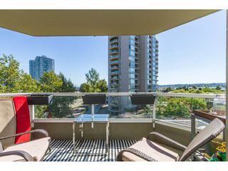 Photo 16: 501 1135 QUAYSIDE DRIVE in New Westminster: Quay Condo for sale : MLS®# R2101309