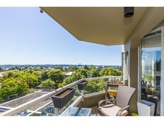 Photo 2: 501 1135 QUAYSIDE DRIVE in New Westminster: Quay Condo for sale : MLS®# R2101309