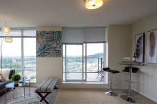 "Photo 4: 2405 2980 ATLANTIC Avenue in Coquitlam: North Coquitlam Condo for sale in ""Levo"" : MLS®# R2388369"