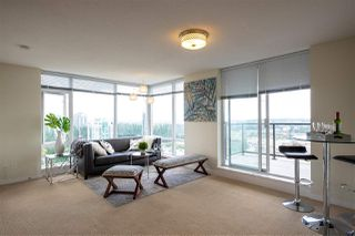"Photo 3: 2405 2980 ATLANTIC Avenue in Coquitlam: North Coquitlam Condo for sale in ""Levo"" : MLS®# R2388369"