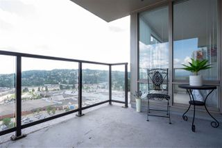 "Photo 14: 2405 2980 ATLANTIC Avenue in Coquitlam: North Coquitlam Condo for sale in ""Levo"" : MLS®# R2388369"