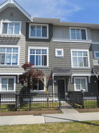 "Photo 1: 44 31098 WESTRIDGE Place in Abbotsford: Abbotsford West Townhouse for sale in ""Westerleigh"" : MLS®# R2417956"