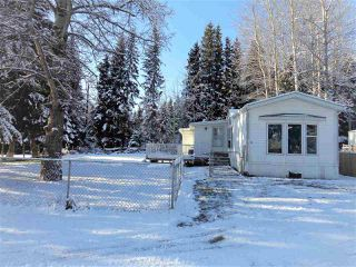 Photo 1: 11 3115 RIVER BEND Road in McBride: McBride - Town Manufactured Home for sale (Robson Valley (Zone 81))  : MLS®# R2422473