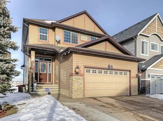 Main Photo: 88 SILVERADO SKIES Manor SW in Calgary: Silverado Detached for sale : MLS®# C4284584