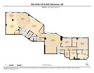 Photo 37: 504 10108 125 Street in Edmonton: Zone 07 Condo for sale : MLS®# E4186880