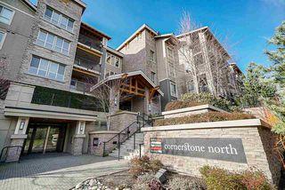 "Main Photo: 109 5655 210A Street in Langley: Salmon River Condo for sale in ""Cornerstone North"" : MLS®# R2435302"