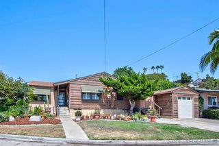 Photo 1: BAY PARK House for sale : 3 bedrooms : 1303 Dorcas St in San Diego