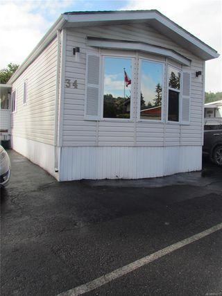 Main Photo: 34 2911 Sooke Lake Rd in : La Goldstream Manufactured Home for sale (Langford)  : MLS®# 856779