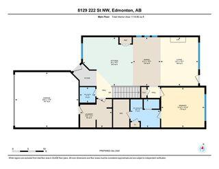 Photo 27: 8129 222 Street in Edmonton: Zone 58 House Half Duplex for sale : MLS®# E4223417