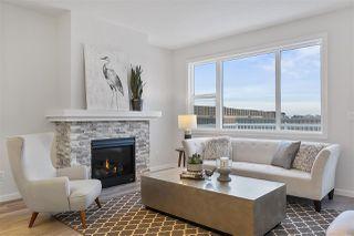 Photo 10: 8129 222 Street in Edmonton: Zone 58 House Half Duplex for sale : MLS®# E4223417