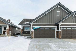 Photo 2: 8129 222 Street in Edmonton: Zone 58 House Half Duplex for sale : MLS®# E4223417