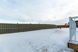 Photo 25: 8129 222 Street in Edmonton: Zone 58 House Half Duplex for sale : MLS®# E4223417