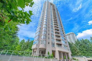 Main Photo: 1705 9603 MANCHESTER Drive in Burnaby: Cariboo Condo for sale (Burnaby North)  : MLS®# R2527888