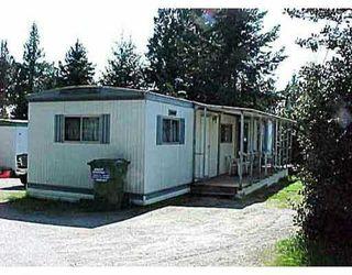 "Main Photo: 24 5288 SELMA PARK RD in Sechelt: Sechelt District Manufactured Home for sale in ""SELMA VISTA"" (Sunshine Coast)  : MLS®# V527356"
