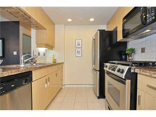 "Photo 4: 605 1067 MARINASIDE Crescent in Vancouver: Yaletown Condo for sale in ""QUAYWEST II"" (Vancouver West)  : MLS®# V955642"