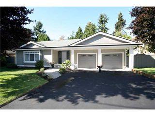 "Photo 1: 1137 KUMA Crescent in Tsawwassen: English Bluff House for sale in ""THE VILLAGE"" : MLS®# V969676"