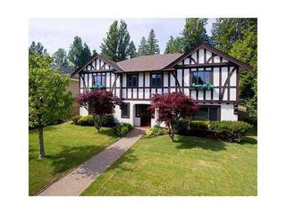 Photo 1: 1343 41ST Ave W in Vancouver West: Shaughnessy Home for sale ()  : MLS®# V866790