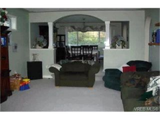 Photo 5:  in VICTORIA: SW Strawberry Vale House for sale (Saanich West)  : MLS®# 357960