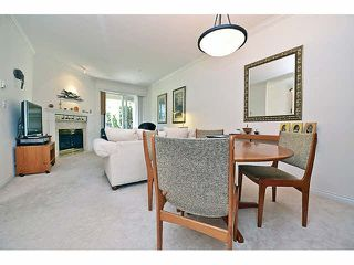 "Photo 5: 138 3098 GUILDFORD Way in Coquitlam: North Coquitlam Condo for sale in ""MARLBOROUGH HOUSE"" : MLS®# V1081426"
