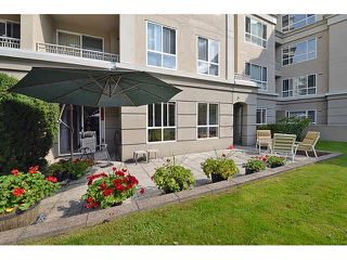"Photo 3: 138 3098 GUILDFORD Way in Coquitlam: North Coquitlam Condo for sale in ""MARLBOROUGH HOUSE"" : MLS®# V1081426"