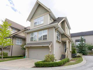 Photo 1: 71 8089 209TH Street in Langley: Willoughby Heights Townhouse for sale : MLS®# F1421382