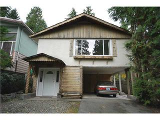 Photo 1: 1356 DYCK RD in North Vancouver: Lynn Valley House for sale : MLS®# V1091762