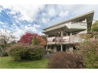 Photo 9: 855 AUBENEAU CR in West Vancouver: Sentinel Hill House for sale : MLS®# V1102918