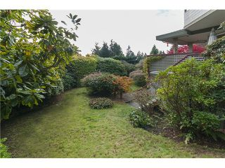 Photo 10: 855 AUBENEAU CR in West Vancouver: Sentinel Hill House for sale : MLS®# V1102918