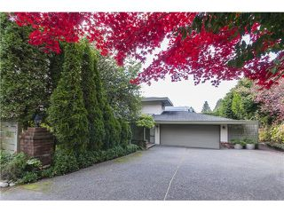 Photo 6: 855 AUBENEAU CR in West Vancouver: Sentinel Hill House for sale : MLS®# V1102918