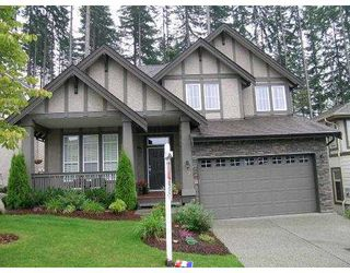 "Main Photo: 42 CLIFFWOOD DR in Port Moody: Heritage Woods PM House for sale in ""STONERIDGE"" : MLS®# V611392"