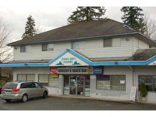 Photo 3: SHOPPING PLAZA--16814-104 AVENUE in surrey: Fraser Heights Commercial for sale (North Surrey)