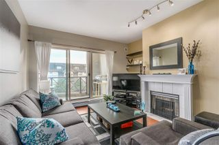 Photo 3: 303 2109 ROWLAND STREET in Port Coquitlam: Central Pt Coquitlam Condo for sale : MLS®# R2105727