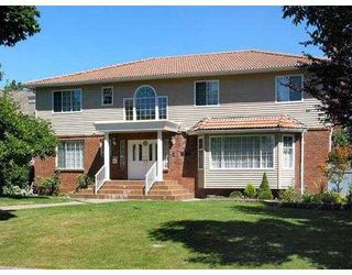 Photo 1: 6868 SELKIRK ST in Vancouver: South Granville House for sale (Vancouver West)  : MLS®# V550052