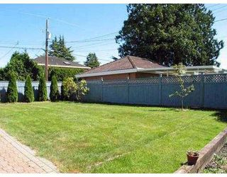 Photo 8: 6868 SELKIRK ST in Vancouver: South Granville House for sale (Vancouver West)  : MLS®# V550052