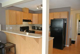 Photo 3: 16325 55A ST NW in Edmonton: Zone 03 House Half Duplex for sale : MLS®# E4068994
