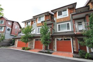 """Photo 1: 67 23651 132 Avenue in Maple Ridge: Silver Valley Townhouse for sale in """"MYRON'S MUSE"""" : MLS®# R2404573"""