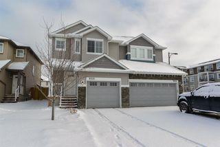 Main Photo: 9505 SIMPSON Court in Edmonton: Zone 14 House Half Duplex for sale : MLS®# E4187450