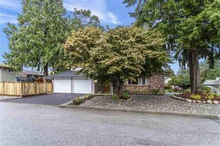 Photo 1: 3634 SOMERSET Street in Port Coquitlam: Lincoln Park PQ House for sale : MLS®# R2447826