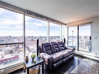 Photo 5: 1507 188 15 Avenue SW in Calgary: Beltline Apartment for sale : MLS®# C4302912