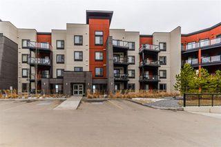 Main Photo: 237 308 AMBLESIDE Link NW in Edmonton: Zone 56 Condo for sale : MLS®# E4204861