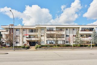 Photo 1: 311 2211 Clearbrook Road in Abbotsford: Abbotsford West Condo for sale : MLS®# R2524980