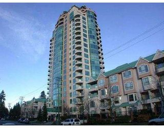 "Photo 1: 1102 3071 GLEN DR in Coquitlam: North Coquitlam Condo for sale in ""PARC LAURENT"" : MLS®# V583083"