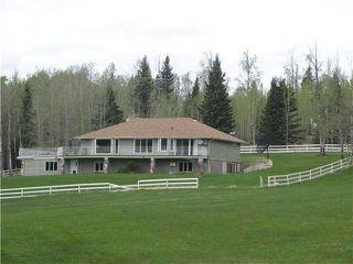 Photo 1: 182 AV W in PRIDDIS: Rural Foothills M.D. Residential Detached Single Family for sale : MLS®# C3522946