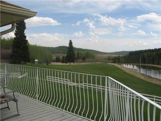 Photo 3: 182 AV W in PRIDDIS: Rural Foothills M.D. Residential Detached Single Family for sale : MLS®# C3522946