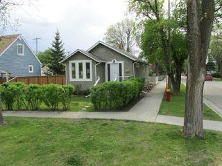 Photo 1: 72 Egerton Road in WINNIPEG: St Vital Residential for sale (South East Winnipeg)  : MLS®# 1209865