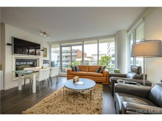 Photo 5: 404 707 Courtney Street in VICTORIA: Vi Downtown Condo Apartment for sale (Victoria)  : MLS®# 324911