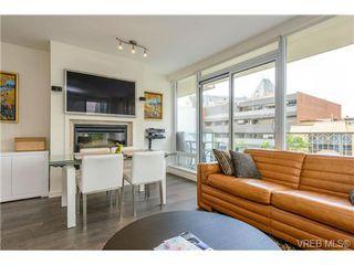 Photo 3: 404 707 Courtney Street in VICTORIA: Vi Downtown Condo Apartment for sale (Victoria)  : MLS®# 324911