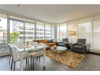 Photo 4: 404 707 Courtney Street in VICTORIA: Vi Downtown Condo Apartment for sale (Victoria)  : MLS®# 324911