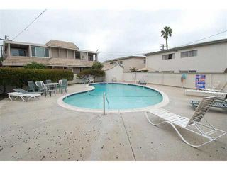 Photo 21: POINT LOMA Condo for sale : 2 bedrooms : 3844 Groton Street #4 in San Diego